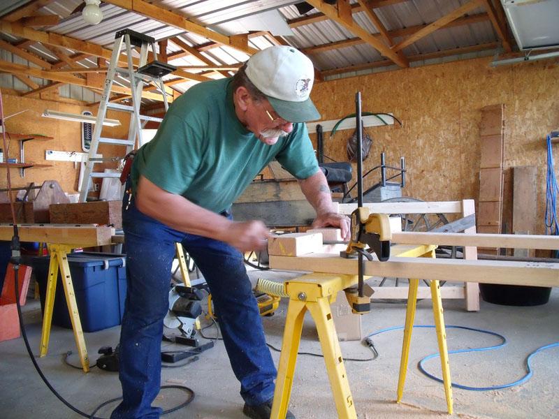 Hart at work