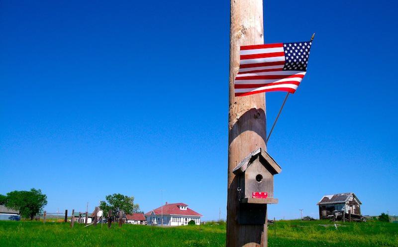 flag-bird-house-ingomar