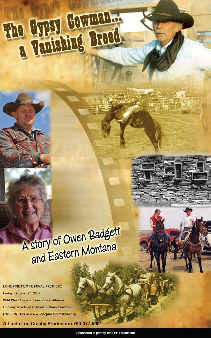 Gypsy Cowman Documentary Premiere