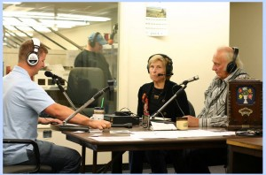 Owen Badgett and Linda Lou Crosby Interviewed on KATL Radio, 15Sept2011