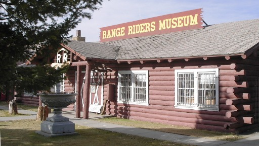 Range Riders Museum, Miles City MT