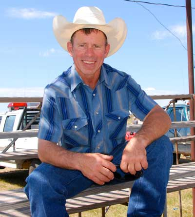 Deb Grenough Deb Greenough, rodeo announcer, former world champion bareback bronc rider