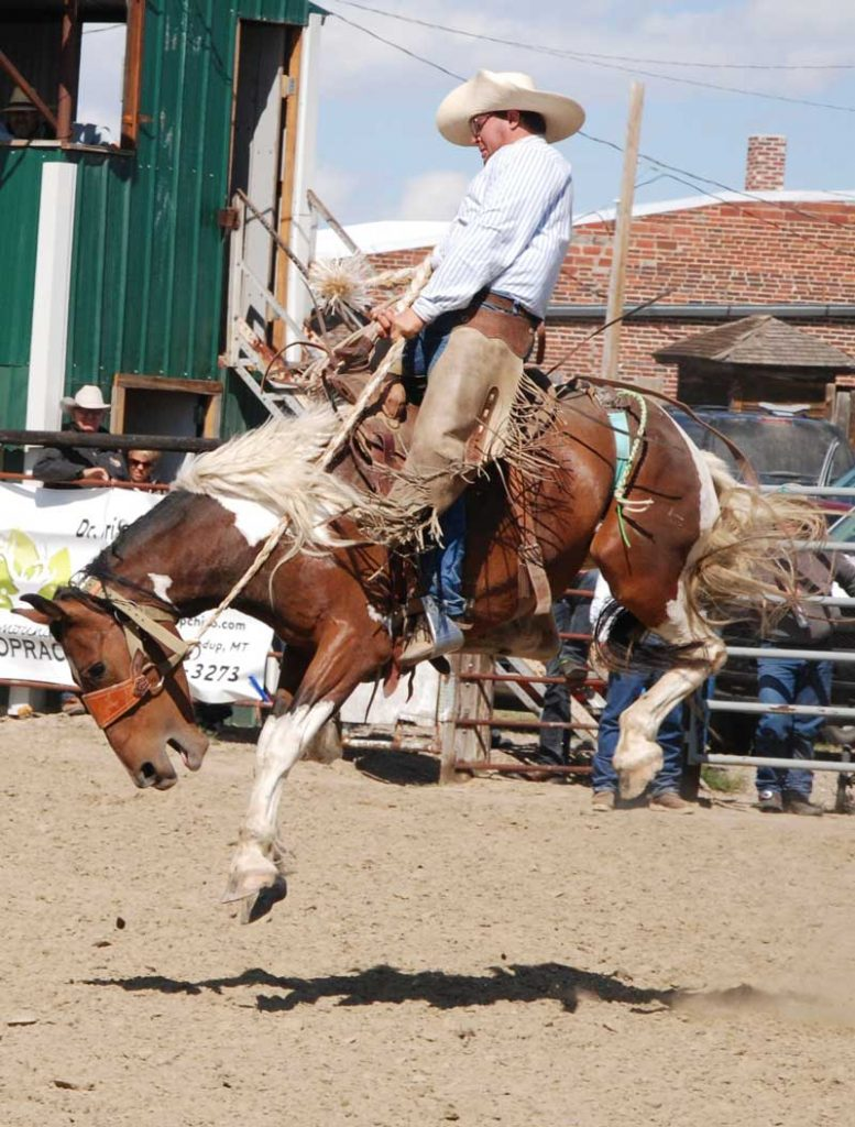 2015 Ingomar Ranch Rodeo - Airborne